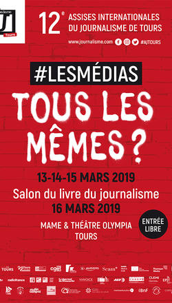 Assises internationale de journalisme de Tours 2019 à MAME