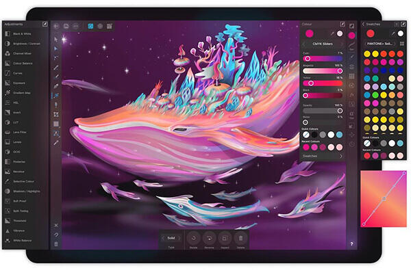 Affinity Photo, une alternative au logiciel Photoshop